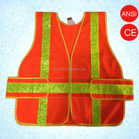 Chinese Cheap Wholesale Reflective Safety Wear for Fire