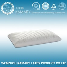 < Manufacture> 100% Natural Latex Foam Pillow / Traditional Shape Latex Pillow