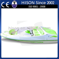 China hison HS006-J1A 115hp Single DOHC 4-Stroke 4-Cylinder 1400cc Engine (EPA certified) 2 person speed boat