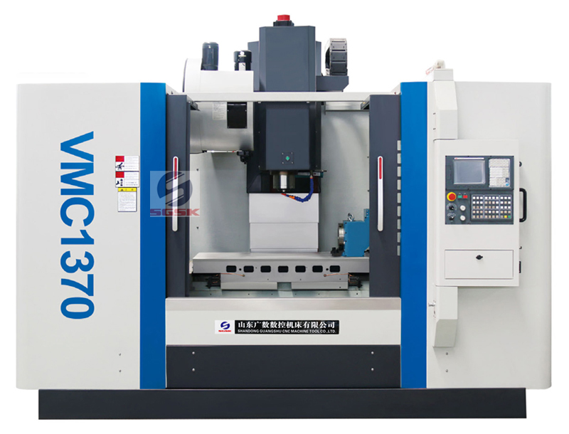 VMC 1370 economic high speed cnc milling machine