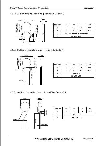 Ceramic Capacitor 102 1kv View Ceramic Capacitor 102 1kv