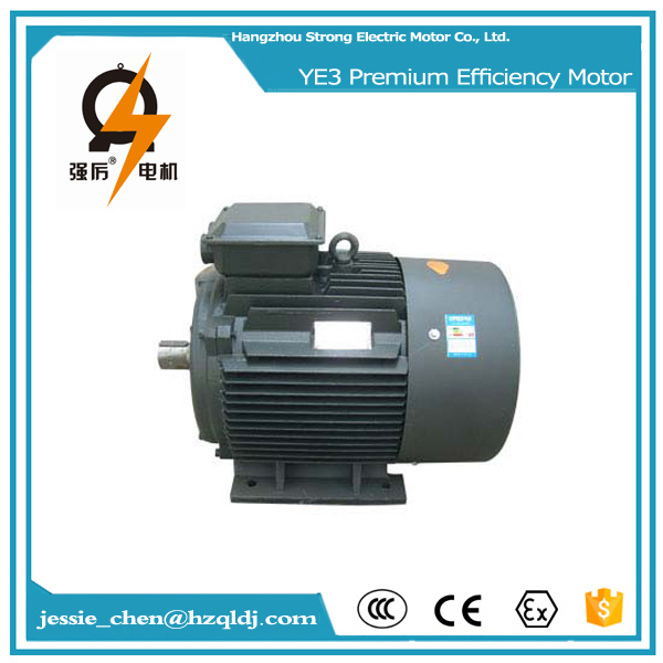 100kw low power universal induction 3-phase electric motor