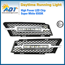 LED Car Daytime Running Light 12V 5W*2 Cr High power for BMW E90 Sedan/ E91 Touring(2005-2008) DRL Daylight with Turn Light