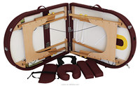 2014 Sukar portable massage bed table wood folding cot