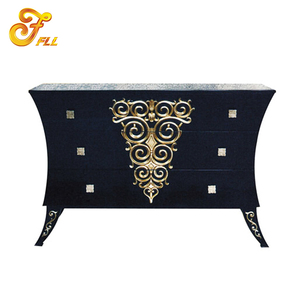 Luxury Antique Wooden Console Table Furniture