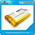 Li-Polymer 104166 3500mAh 3.7v Rechargeable battery