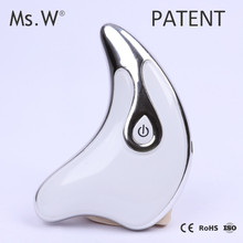 Our Company Want Distributor 5-in-1 Rechargeable Portable Face Lifting Machine Facial Care Massager