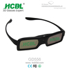 Active Shutter 3D Glasses For 3D TV and 3D Cinema