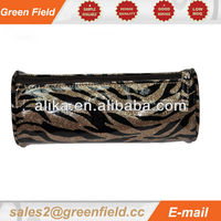 Glitter pvc black pencil bag