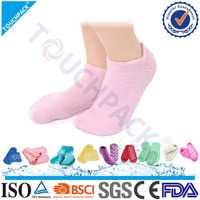 Skin Whitening Anti-aging Silicon Gel Socks & Spa Gel Socks & Professional Skin Care Products Foot Spa