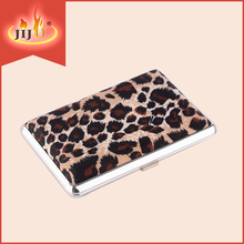 JL-023N Yiwu Jiju Hot Seller Leather Cigarette Cases For Women