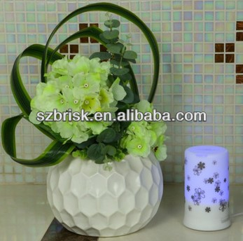 2014 Valentine's Day best gift led aroma diffuser for girlfriend of spa,yogo,home,office