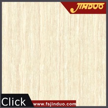 High gloss lowest prices polished ceramic wood tile floors