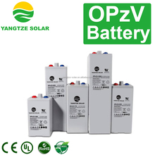 20 years working life 2v 1000ah opzv tubular battery