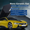 Automobile Solar Control Window Tinting Film
