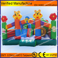 outdoor playground inflatable bouncy 2016 hot selling