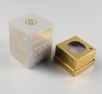 Top quality paper perfume packaging boxes custom