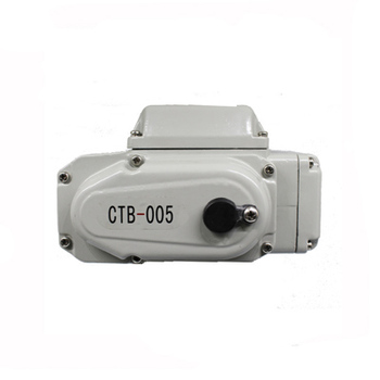 4-20ma on-off type 220v 24V 12v quarter turn electric Motorized Valve Actuator with signal feedback