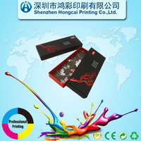 Customized High Quality CMYK Gift Amp