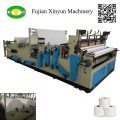 Competitive automatic toilet roll paper processing machines