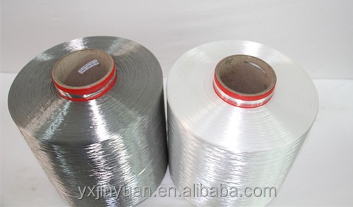 synthetic fibre 100 polyester FDY high tenacity thread yarn