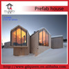 High quality small prefab steel building / house / villa