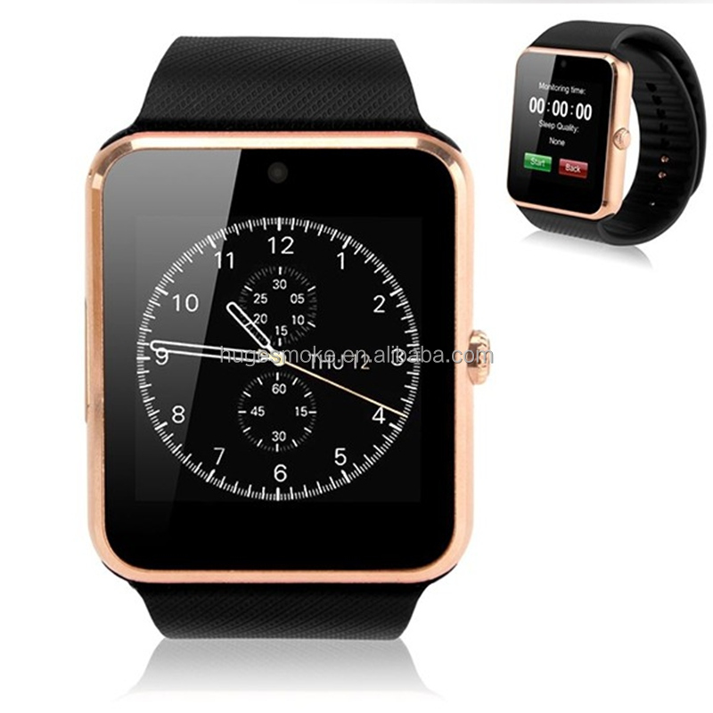 1.54 inch TFT Touch Screen Sim Card Android Smart Watch GT08 Q18 Z50, GD19 mobile phone wristwatch