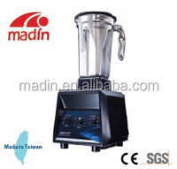 Commercial Blender with Stainless Steel Jar