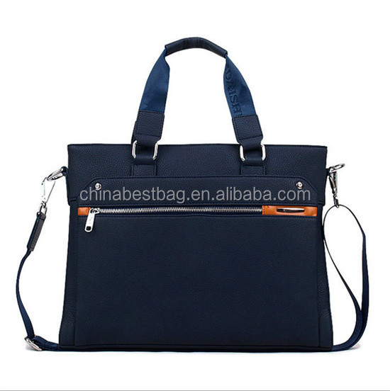 Fashion design business bag 14 inch laptop computer bag