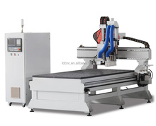 ATC auto tools changer wood cnc router for woodworking