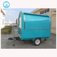 chips food concession trailers mobile food trailer for sale