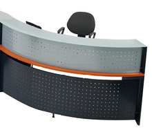 Stellar Modern office Salon Receiption Desk with attractive design