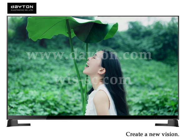 Flat Screen 3D Vision HDMI FHD Android 32'' Wholesale LED TV