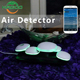 Smart air quality monitor C6H6 gas detector Pollen CO2 SO2 NO2 sensor