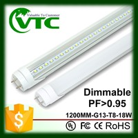"48"" 4ft T8 LED Tube Lights 22W SMD2835 4 Feets Led Fluorescent tube 1200mm 110V-240V CE RoHS"