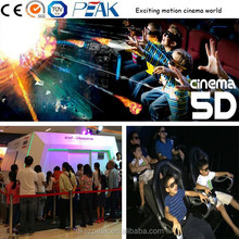Attractive! new ! PEAK latest Electric system 5D cinema