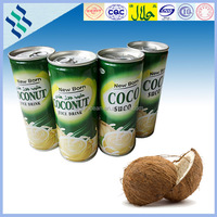 high protein kelapa water 240ml/can good flavour