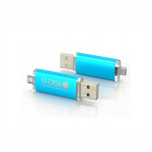 Dual USB 8GB OTG Mobile Phone USB Flash Drive, 16GB Smartphone USB Stick