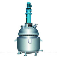 Multi-functional Continous Stirred Batch Production Reactor for Epoxy Resin FOR BEST
