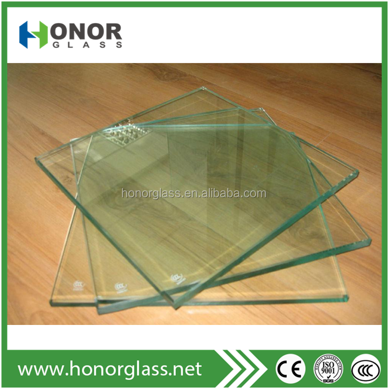 12mm glass sheet glass spacer for glass table