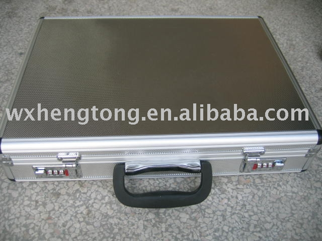 Aluminuml laptop Briefcase