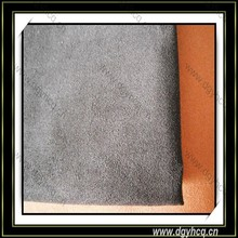 Best quality artificial suede leather for jewelry box jewelry display plate