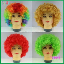 Best Selling Products In America New Football Fans Synthetic Afro Wig