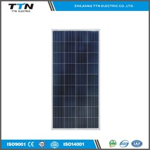 The most advanced poly 150w mini solar panel with CE/TUV certificate for home use