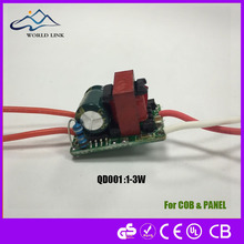 5 years warranty 1.5A 50W waterproof electronic LED driver