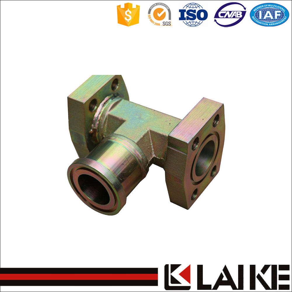 The drift diameter hydraulic pipe joint