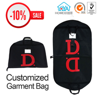 Name brand favorite quality custom garment bag for suit cover