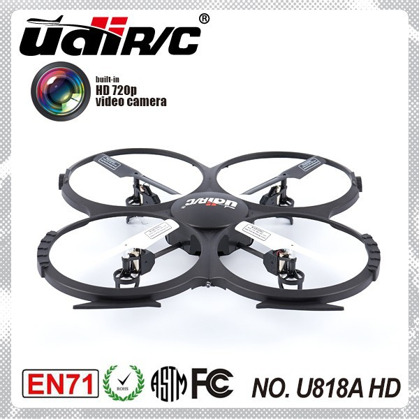 2016 NEW! 2.4G HD camera Discovery quadcopter Drone U818A HD upgrade version