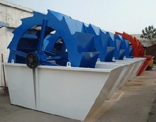 High Efficient Best Price Artificial River Sea Silica Sand Washer With Good Service