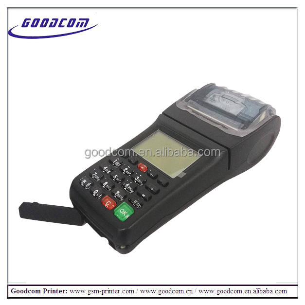 GOODCOM GT6000SW Wifi handheld terminal for receiving food orders from website or phone